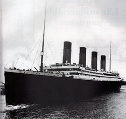 The Tragedy of the Titanic And Its Lesson