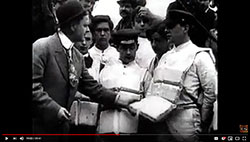 Video Hero Image: RMS Titanic - The Sinking of the Century. Inspection of the Cork Life Jackets Worn by the Survivors of the Titanic.