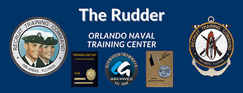 Navy Boot Camp Orlando Yearbooks - Rudder
