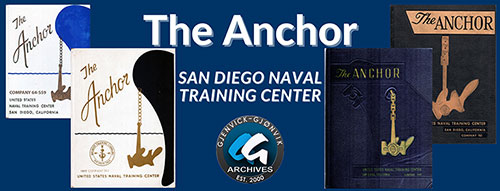 USNTC - San Diego - The Anchor Yearbooks Archives