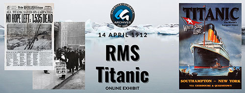 RMS Titanic Collections