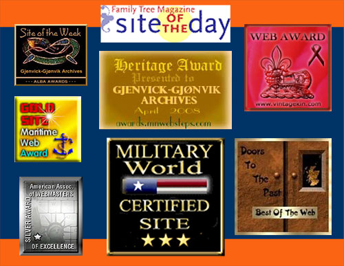 GG Archives Best Site Awards