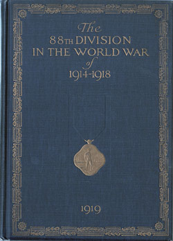 The 88th Division in the World War of 1914-1918
