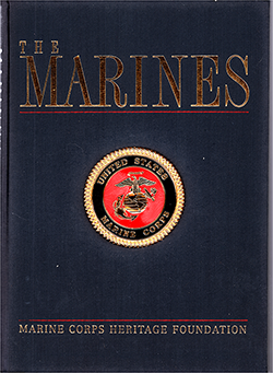 Front Cover, The Marines: United States Marine Corps - 1998 - ISBN 0883631989.