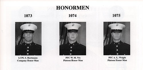 Platoon 2006-1075 MCRD San Diego Honormen, Page 2