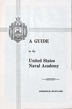 United States Naval Academy Guide - 1950