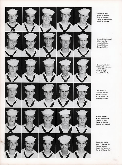 Company 56-069 Bainbridge NTC Recruits, Page 2.