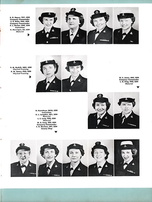 Company 54-23W Non-Commissioned Officers, Page 5.