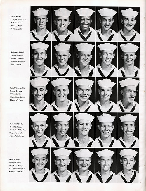 Company 55-291 Recruits, Page 2