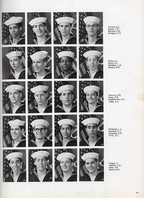 Company 73-066 Recruits, Page 2