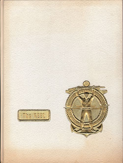 "Front Cover, Great Lakes USNTC ""The Keel"" 1973 Company 192"
