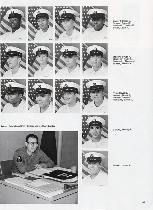 Company 73-313 Recruits, Page 5