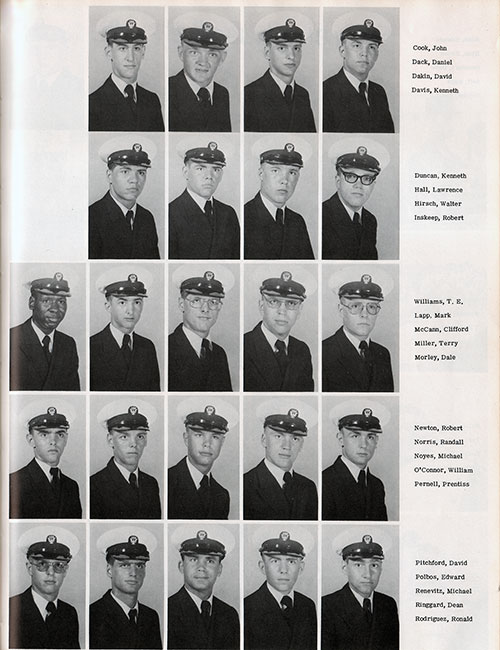 Recruits, Page 2, Navy Boot Camp Yearbook 1977 Training Unit 269