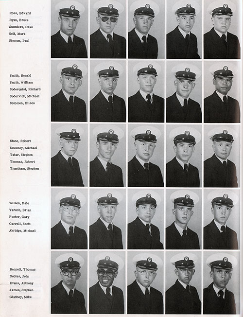 Recruits, Page 3, Navy Boot Camp Yearbook 1977 Training Unit 269