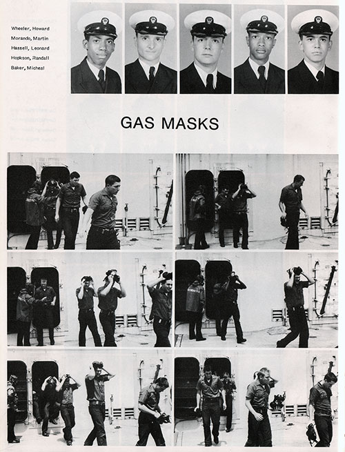 Navy Boot Camp Yearbook 1978 Training Unit 158 Gg Archives