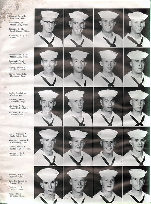 Company 65-411 Recruits, Page 3