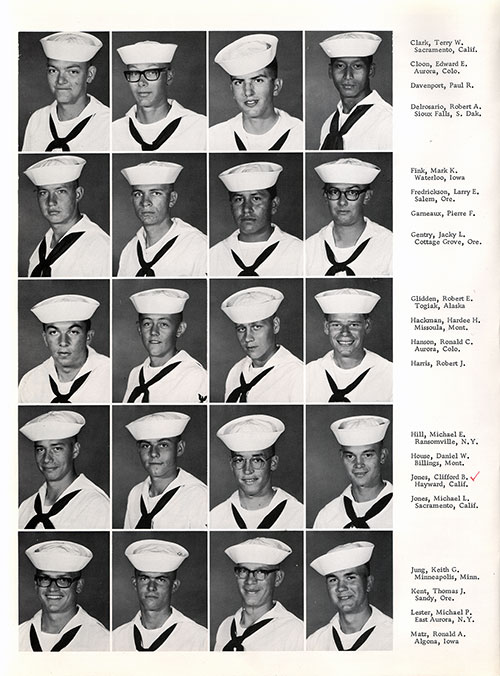Company 71-010 Recruits, Page 2