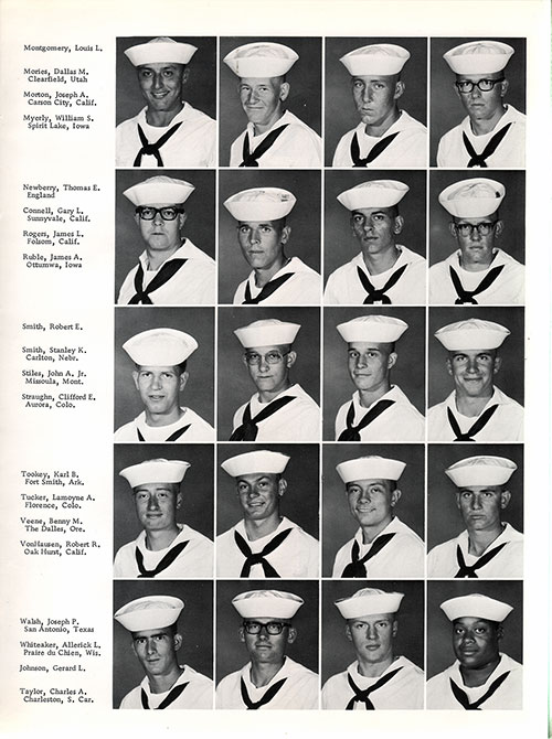 Company 71-010 Recruits, Page 3