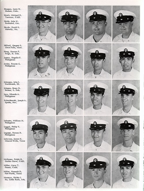 Company 78-031 Recruits, Page 3