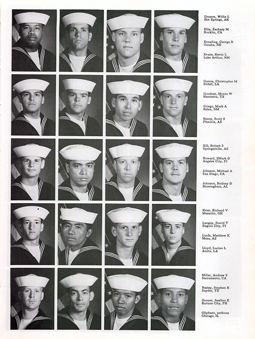 Company 91-125 Recruits, Page 3