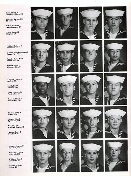 Company 91-125 Recruits, Page 4