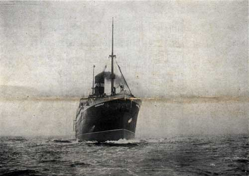 SS Corsican