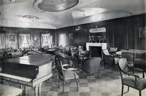 General Lounge of the Cameronia