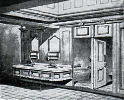 Ladies' Bath Room
