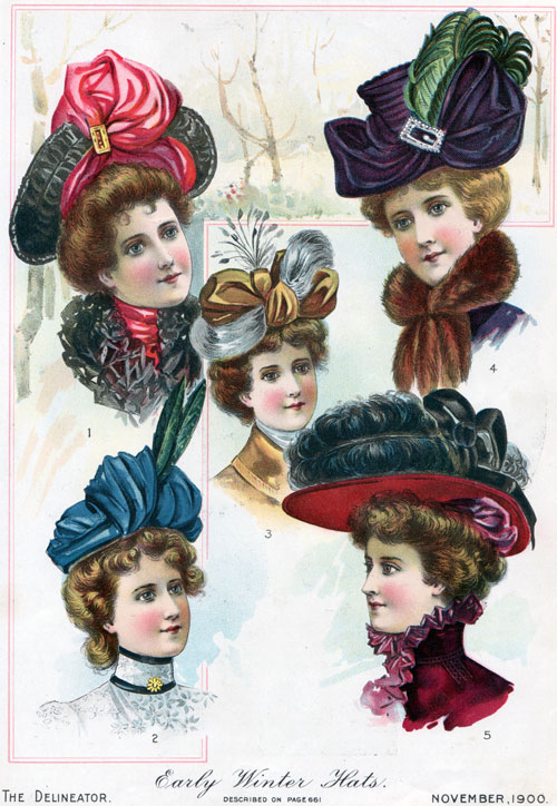 Early Winter Hats
