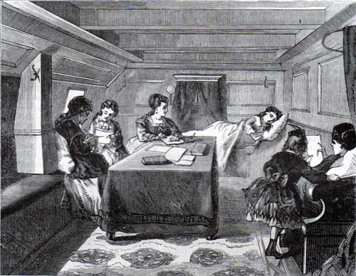 The Ladies' Cabin